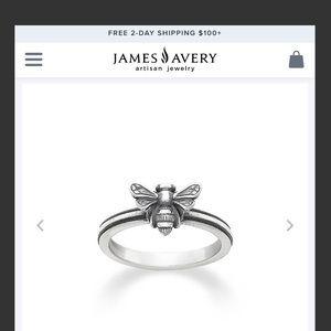 James Avery sz 4 Honey Bee 🐝Ring